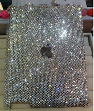 New Luxury Handmade Bling Crystal Case Cover for Apple ipad Air 5 5th + Pen UHD2