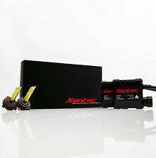 Xentec Super Compact 9006 HB4 3000K Golden Yellow HID Xenon Kit Fog Light 35 Wat