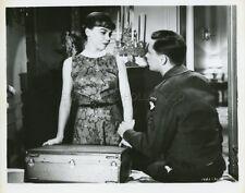 LESLIE CARON JOHN KERR CEDRIC HARDWICK  GABY 1956 VINTAGE PHOTO ORIGINAL #2
