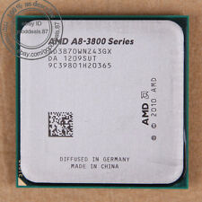 AMD A8-Series A8-3870K - 3 GHz (AD3870WNZ43GX) Socket FM1 Quad-Core CPU 4 MB