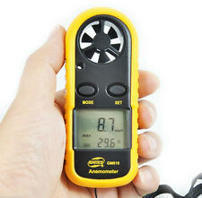 Anemometer Thermometer Wind Speed Meter Weather Station