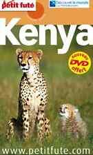 Carte touristique Guide voyage Petit Futé KENYA 2012 - 2013 NEUF + DVD OFFERT