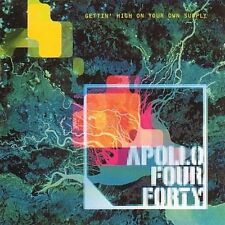 Apollo Four Forty Gettin' high on your own supply (1999) [CD]