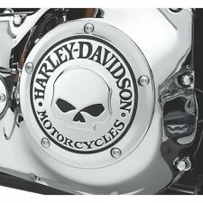 Derby cover harley davidson willie g SKULL SOFTAIL DYNA ROAD KING ELECTRA GLIDE