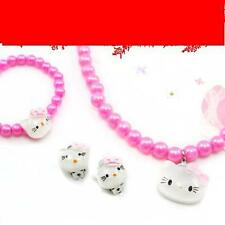 NIP KIDS hello kitty pendants necklace set