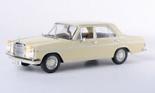WHITEBOX 1968 Mercedes Benz 200 (W115) Light Biege 1:43 EURO MODEL