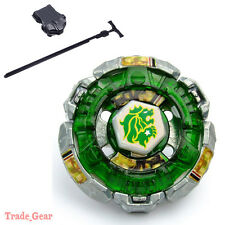 Fusion Beyblade Masters Metal Fang Leone 130W2D BB-106 w/ Power Launcher