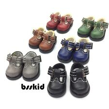 Blythe Lati Yellow SP Enyo Ino BJD Doll shoes T-strap 6 pairs Matt Color