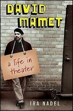 David Mamet: A Life in the Theatre-ExLibrary