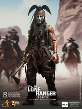 HOT TOYS SIDESHOW 1/6 TONTO LONE RANGER NUOVO CON BROWN BOX OFFERTA