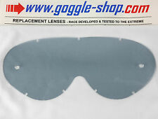 GOGGLE-SHOP LENS for RIP N ROLL RNR HYBRID MOTOCROSS GOGGLES SMOKE TINT