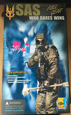 Dragon ha fatto SAS Special Air Service 1/6 Figura Commando Esercito Soldato BBI Hot Toys