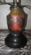 Emile Galle Lamp Base Antique and Original ?? You decide !!