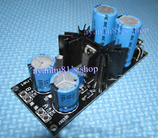 Tube Amplifier Filament LM317 Adjustable Regulated Soft Start Power Supply Board