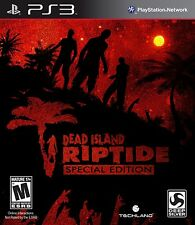 New! Dead Island Riptide [Special Edition] (PlayStation 3, 2013) - U.S. Version