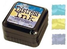 Ranger DISTRESS Ink Pads SEASONAL SPRING SET Limited Edition 3 Pads TXX34896