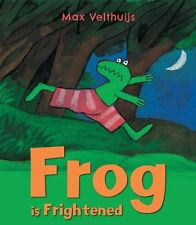 MAX VELTHUIJS ____ FROG IS FRIGHTENED ____ BRAND NEW ____ FREEPOST UK