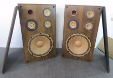 Sonic Bass Reflector Floor Speakers 60s/70s made by Pioneer /Pt