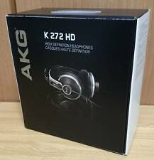 AKG K272 HD Studio High-Definition Headphones