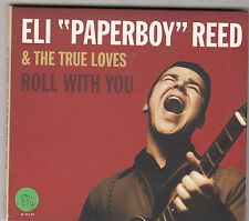 "ELI ""PAPERBOY"" REED - roll with you CD"