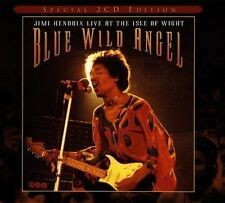 1 CENT 2CD Blue Wild Angel: Live at the Isle of Wight - Jimi Hendrix DIGIPAK