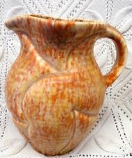 FORN FINE ART POTTERY PITCHER
