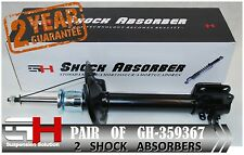 2 NEW REAR GAS SHOCK ABSORBERS FOR CHRYSLER NEON II 1999-2005 /// GH 359367 ///