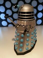 "DOCTOR WHO THE CHASE DALEK SILVER BLUE 1ST DR CLASSIC SERIES 5"" INCH FIGURE"