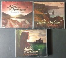 Music of Ireland From Readers Digest Music, three 3-CD sets, 9 discs in all