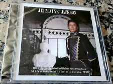JERMAINE JACKSON RARE NEW CD Michael Jackson Whitney Houston Do What You Do