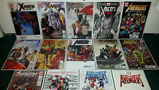 Avengers X-Men Variant AA Appreciation In Motion Uncanny Legacy Assemble Secret