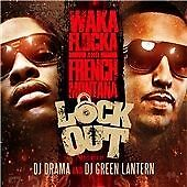 The Lock Out, Waka Flocka & French Montana, Excellent Condition CD
