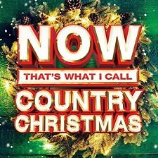 Now Thats What I Call Country Christmas - Various Art (2015, CD NIEUW)2 DISC SET