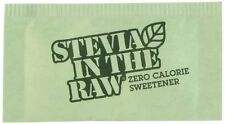 NEW 1000 ct Stevia in the Raw Zero Calorie Sweetener Portion Packets 1g each