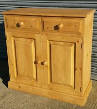 Solid pine dresser base made by Woodstock furniture Kent co.uk.