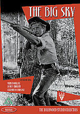 THE BIG SKY - KIRK DOUGLAS - DVD - FREE & FAST DELIVERY