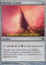 2x Obelisk of Jund (Obelisk von Jund) Commander 2013 Magic