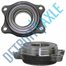 Pair: 2 New FRONT/REAR 2000-09 Audi Volkswagen Wheel Hub and Bearing Assembly