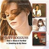 Suzy Bogguss - Aces/Voices in the Wind/Something Up My Sleeve (2013)  2CD  NEW
