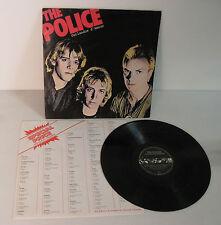 the police outlandos d'amour 1978 elektra record