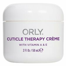 Orly CUTICLE THERAPY CREME with Vitamin A & E Cuticle Treatment 2 oz (59 ml)
