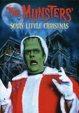 Munster's Scary Little Christmas (2007, REGION 1 DVD New)
