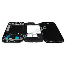 R012 New Full Housing Replacement Parts For Samsung Galaxy S3 i9300 Black + Tool