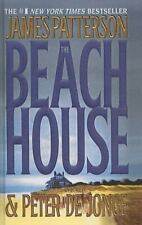 The Beach House by Peter de Jonge and James Patterson (2003, Hardcover)