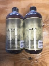 WEN Sweet Almond Mint Cleansing Conditioner 16 Oz (X 2)