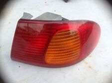 1998 1999 2000 Toyota Corolla Passenger Side Right Tail Light Outer W/ Bulbs RH