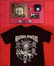 HEATHEN APOSTLES Vince Ray Super Bundle! w/ The Cramps, Gothic Roots, hellbilly