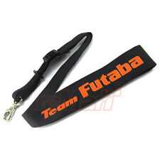 Futaba Neck Strap Black EP GP 1:10 RC Cars Crawler Drift Touring Truck #307201