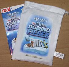 Ice Age 4 real,- Domino Fieber 2012 - original Sammelbeutel - neu & unbenutzt