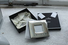 CONCORDE STERLING SILVER PICTURE FRAME BY CARRS OF SHEFFIELD FREE UK POSTAGE